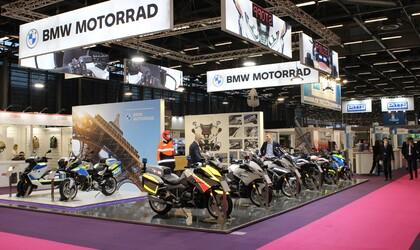 Bemutatták a BMW F 900 XR és CE04 hatósági motorokat - Két új rendőrmotor a láthatáron